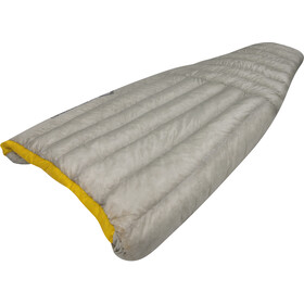 Sea to Summit Ember EbII Sleeping Bag regular light grey/yellow